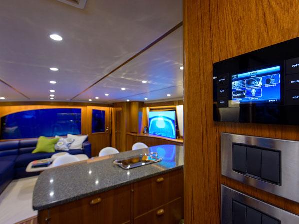 Indoor entertainment system satellite TV